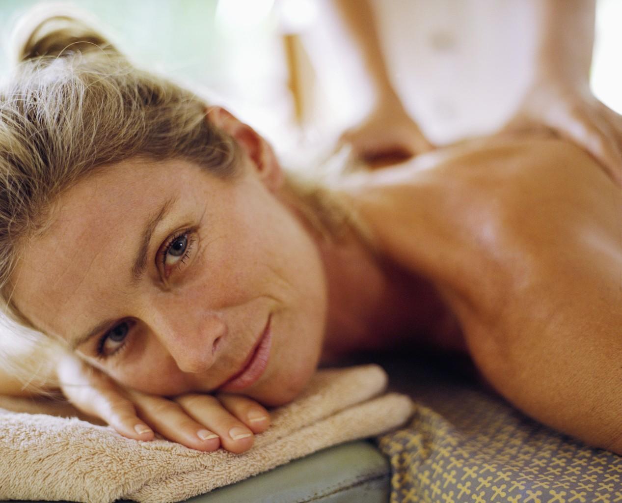 Masaje relajante en ARCO peluquería
