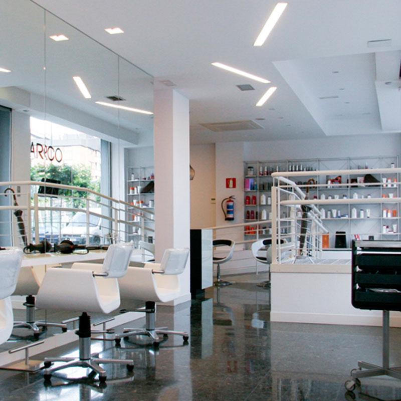 ARCO peluquería de mujeres
