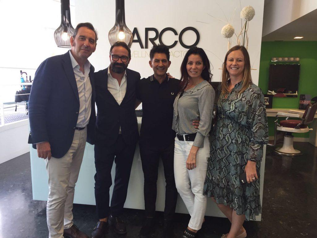 Visita multinacional Coty a ARCO