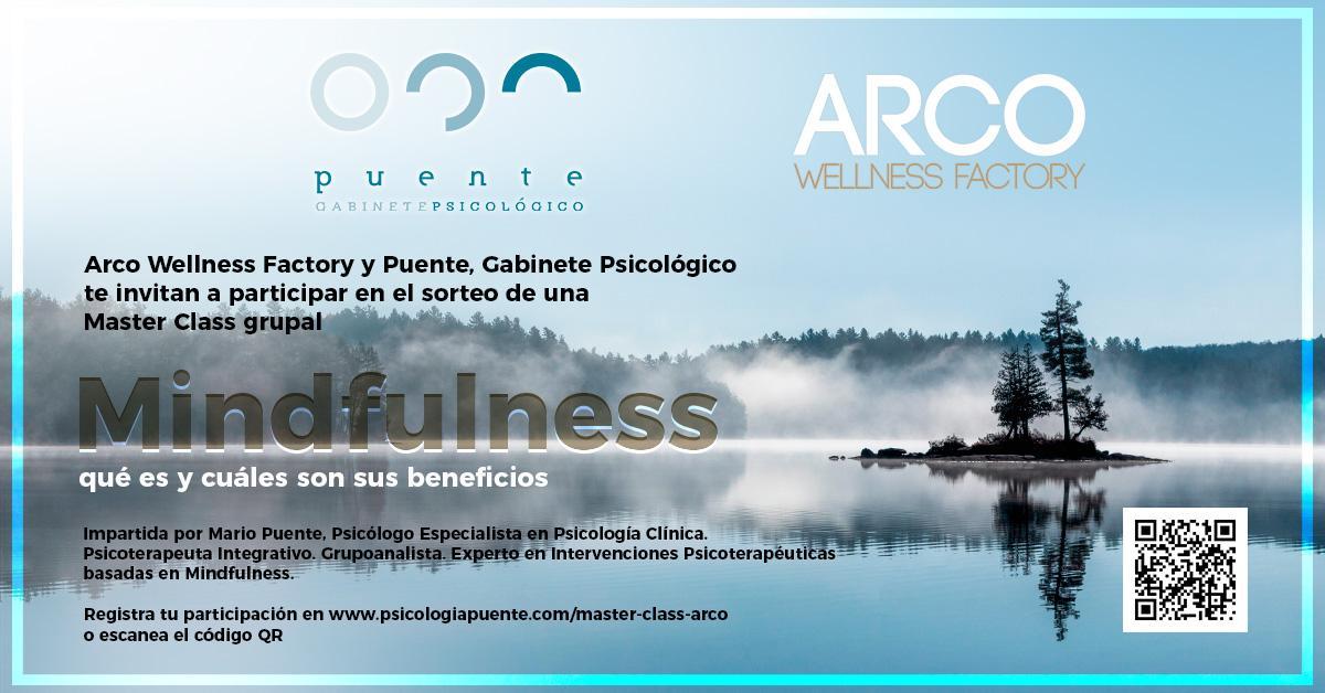 Arco- masterclass mindfulness