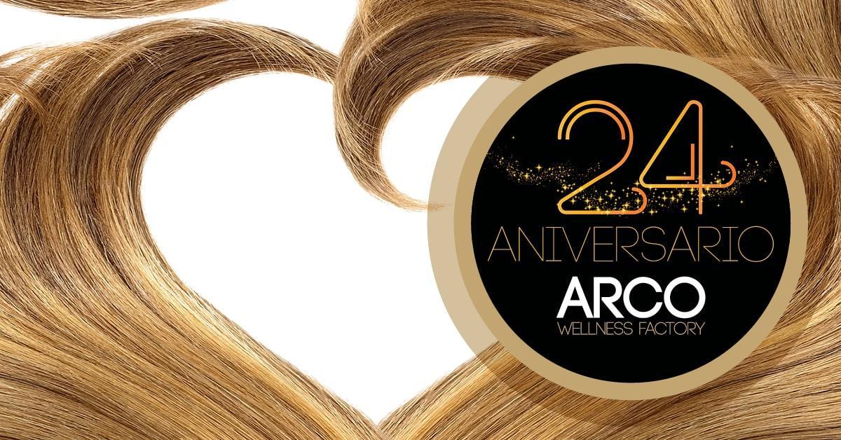 Arco 24 aniversario